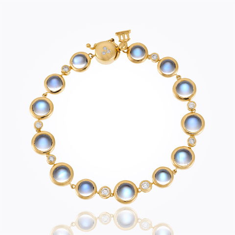 18K Arno Link Bracelet