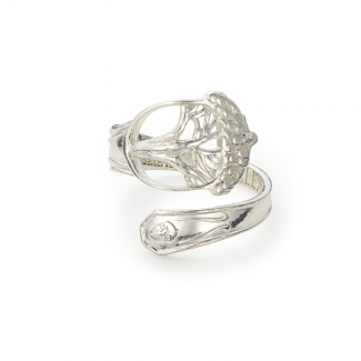 Palm Leaf Ring Wrap