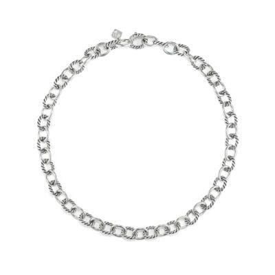 Medium Oval Link Necklace