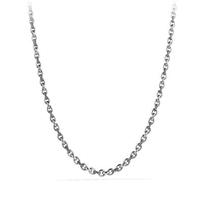 Mini Oval Link Necklace