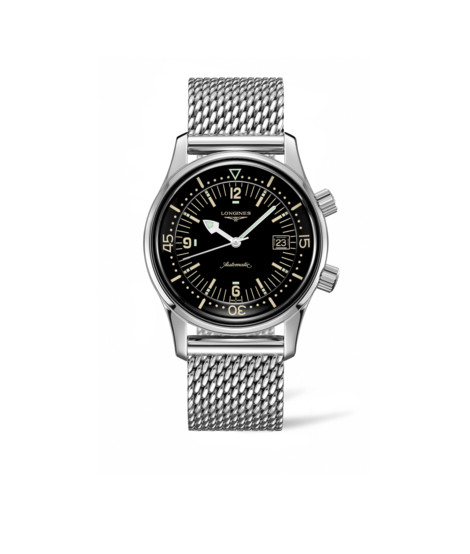 The LongInes Legend DIver Watch-l3.674.4.50.6