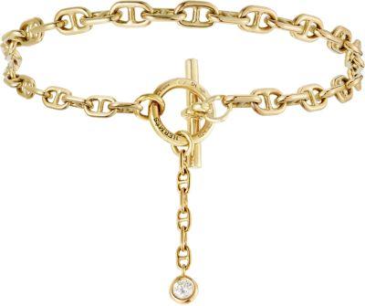 Constance Amulette bracelet, small model