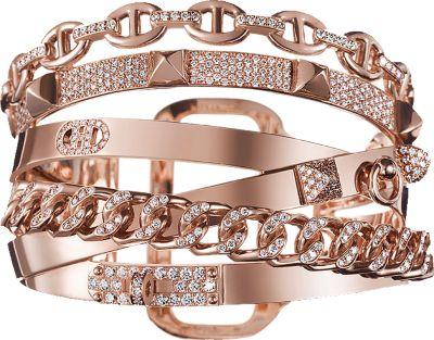 Balck gold and black diamonds tennis bracelet