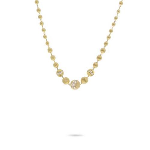 Africa Constellation Diamond Collar
