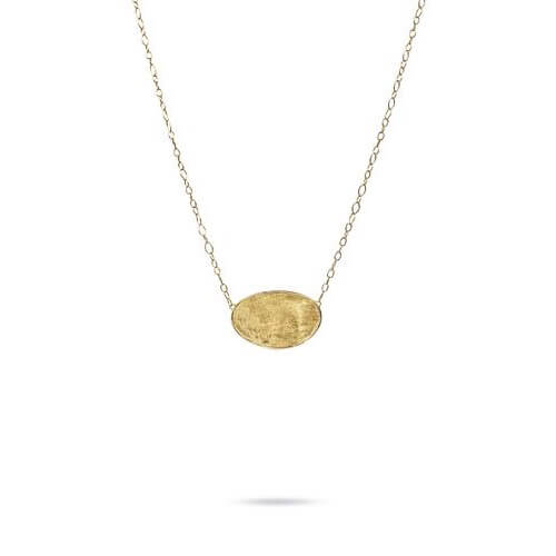 Lunaria Gold Small Pendant