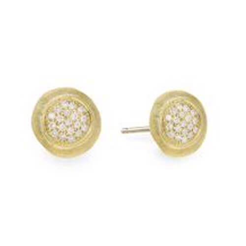 Jaipur Diamond Stud Earrings