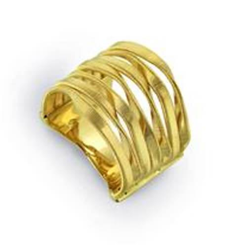 marrakech gold seven strand ring