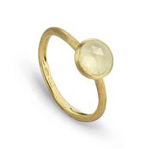 jaipur lemon citrine stackable ring