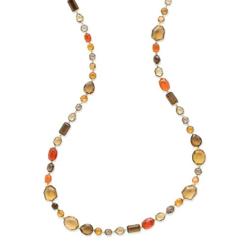 Sofia Necklace in 18K Gold