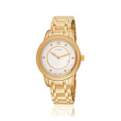 STL Watch with Vanilla Diamonds® 1/20 cts.