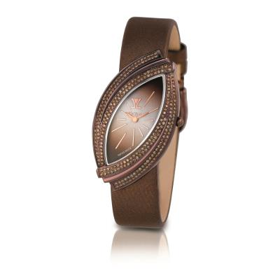 STL Watch with Chocolate Diamonds® 1  3/4 cts.