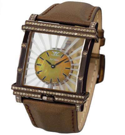STL Watch with Chocolate Diamonds® 1  7/8 cts.