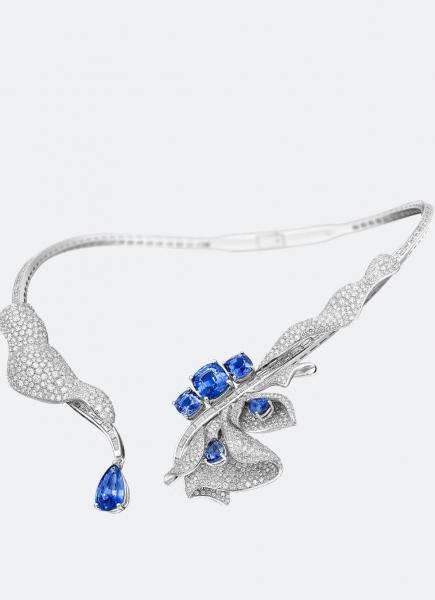 Necklace Les Volants de la Reine
