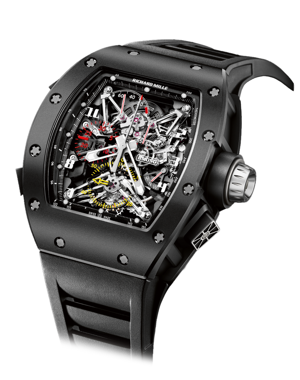 Rm 050-tourbillon competition chronograph - felipe massa