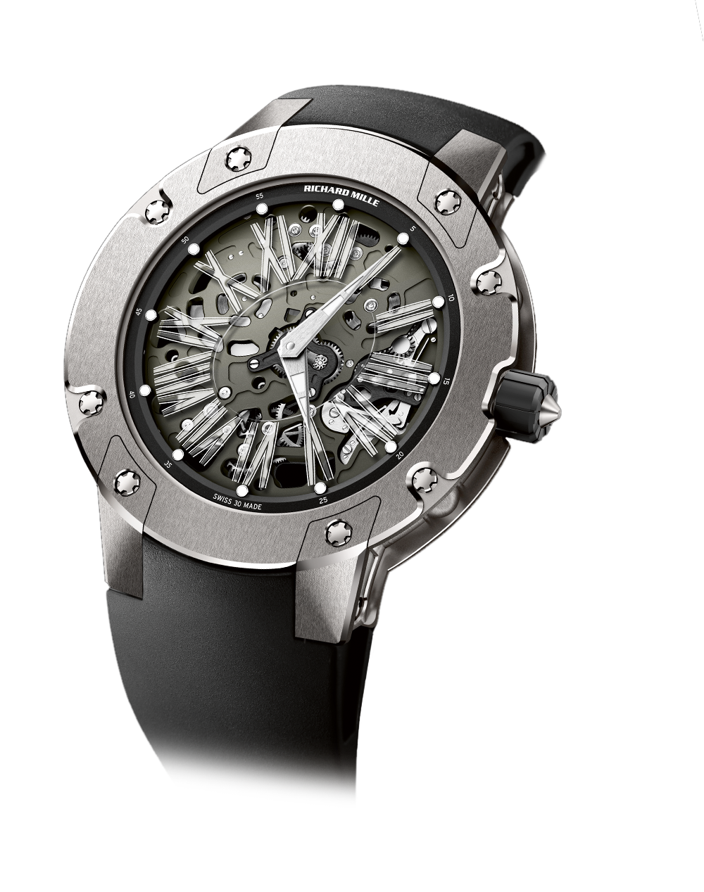 Rm 033-automatic extra flat