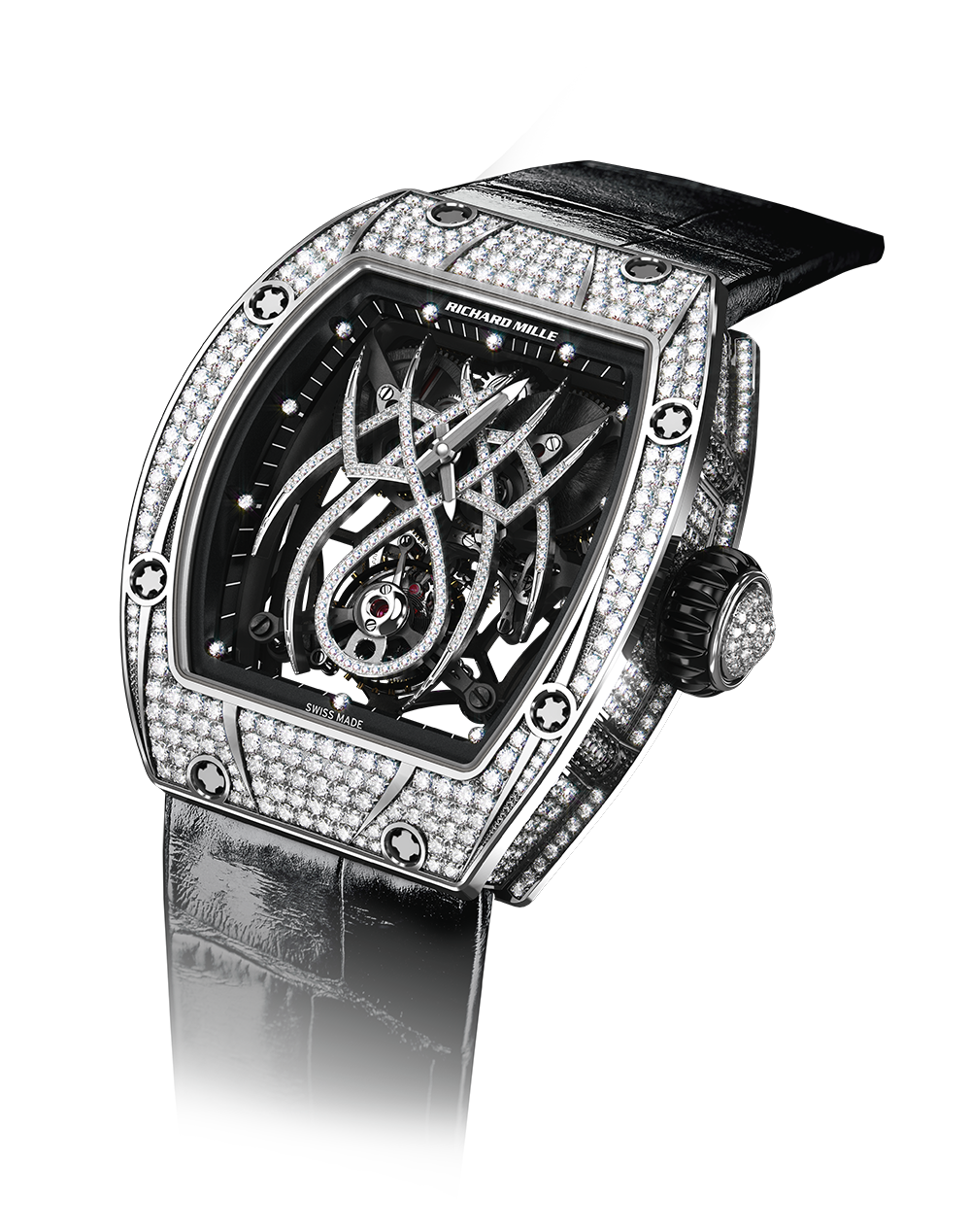 Rm 19 01 Tourbillon Spider Richard Mille Eyeonjewels