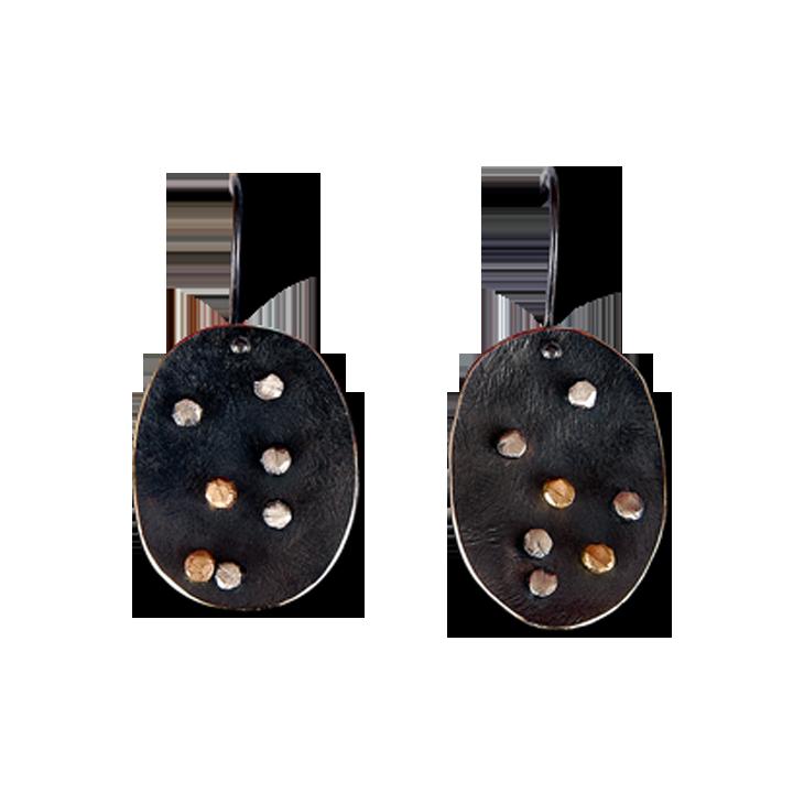 Jude Medium Swing Hook Earrings
