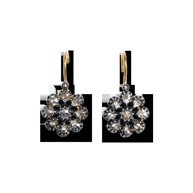 Myro Pinwheel Earrings