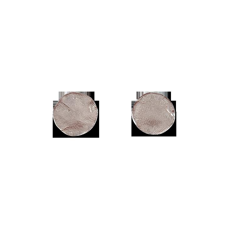 Parchment Medium Stud Earrings