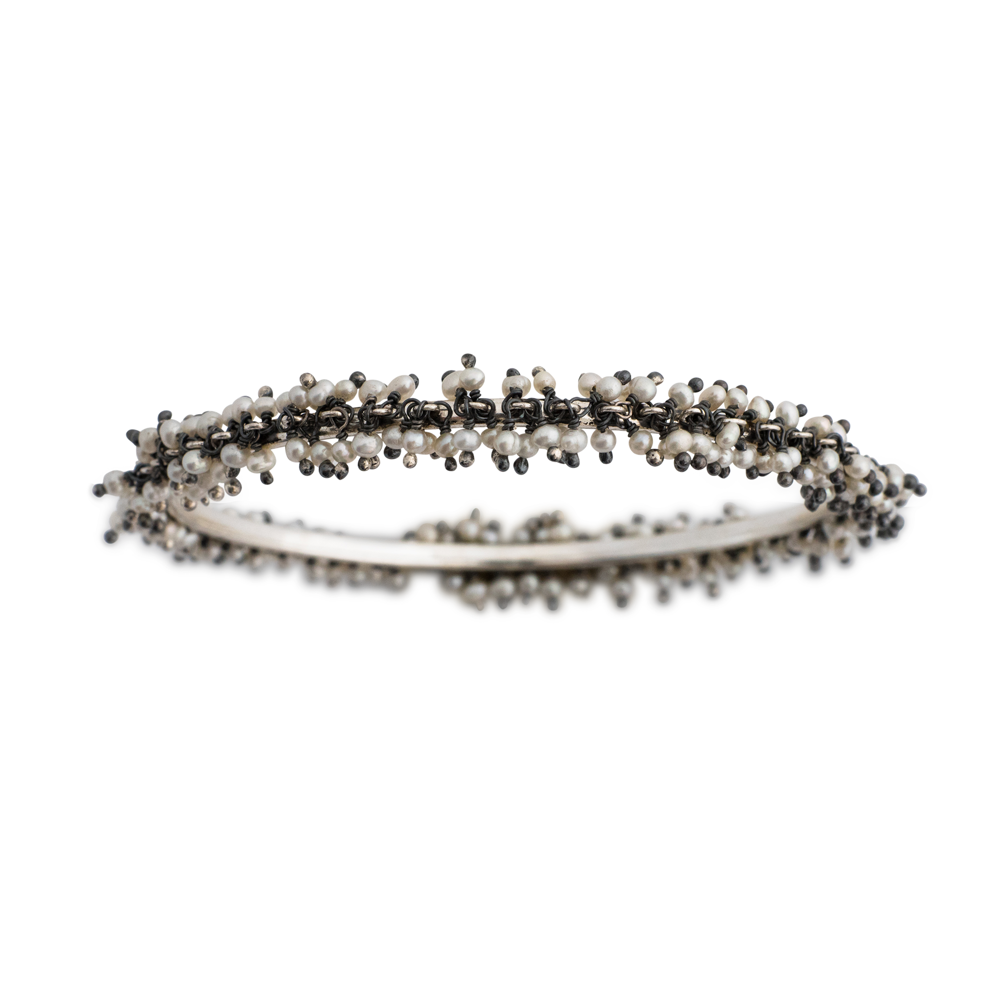 Pearlmist bangle