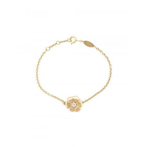 floral topaz braceletfloral topaz bracelet