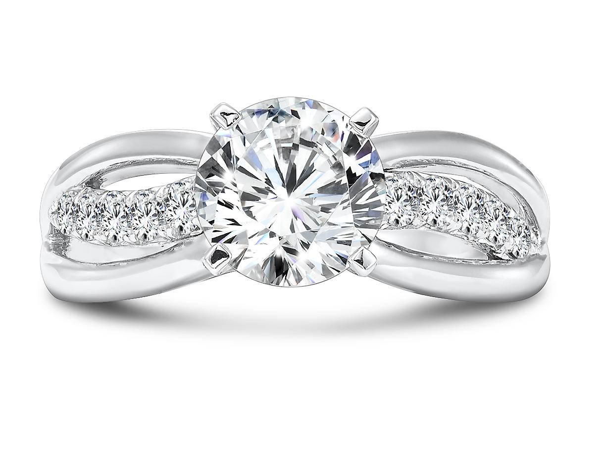 wholesale round diamond ring 23