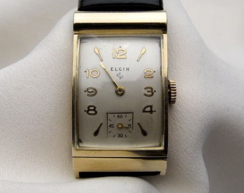Vintage elgin wrist watch