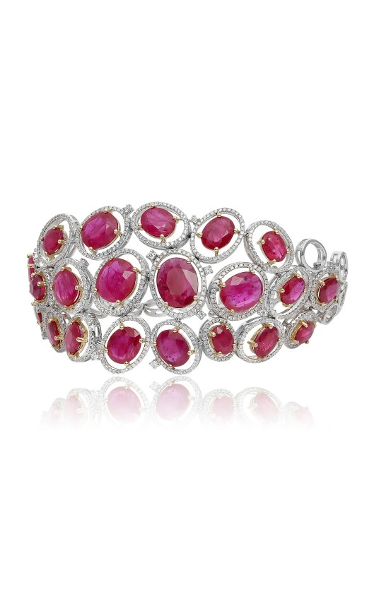roman and jules color label bracelet mb607-1