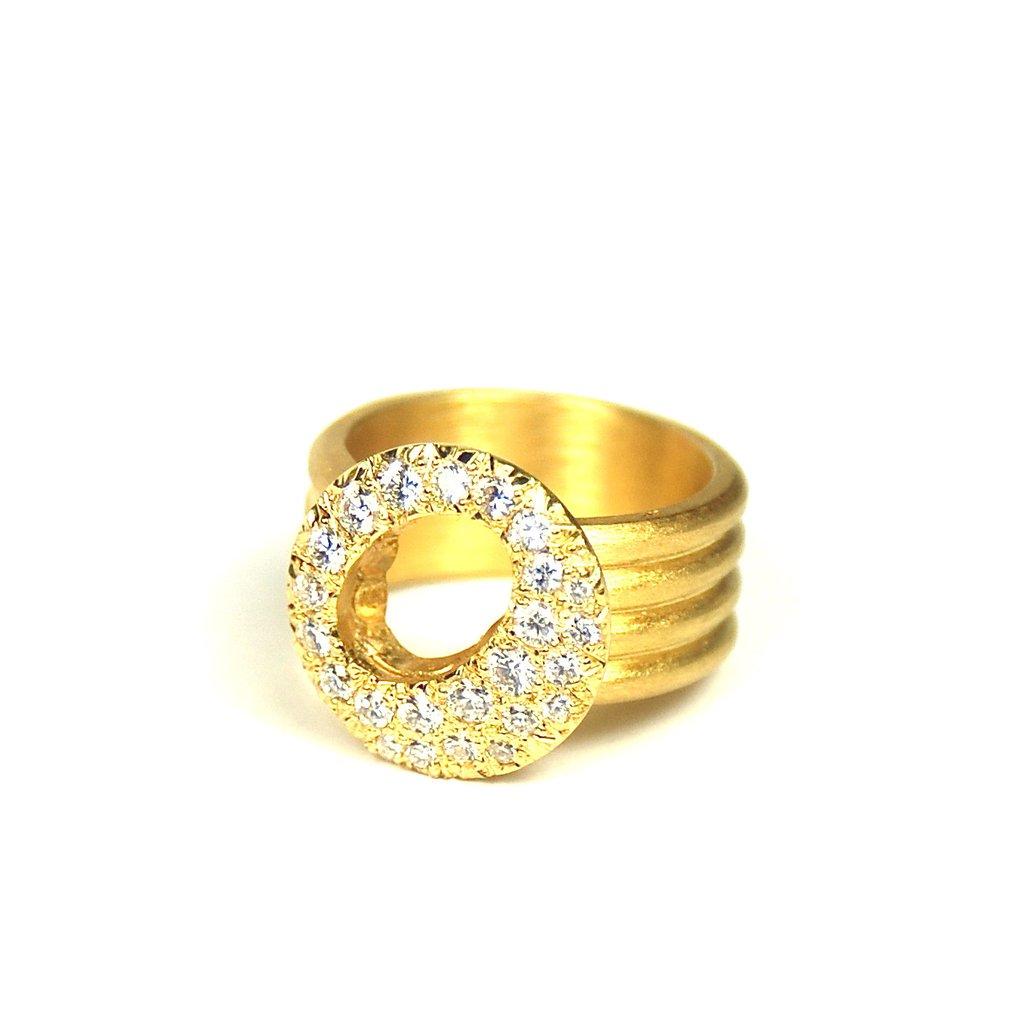 large halo ring