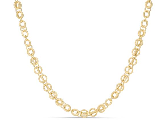 yellow gold fancy chain