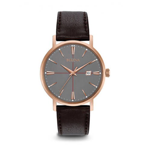 bulova men's watch 97b154