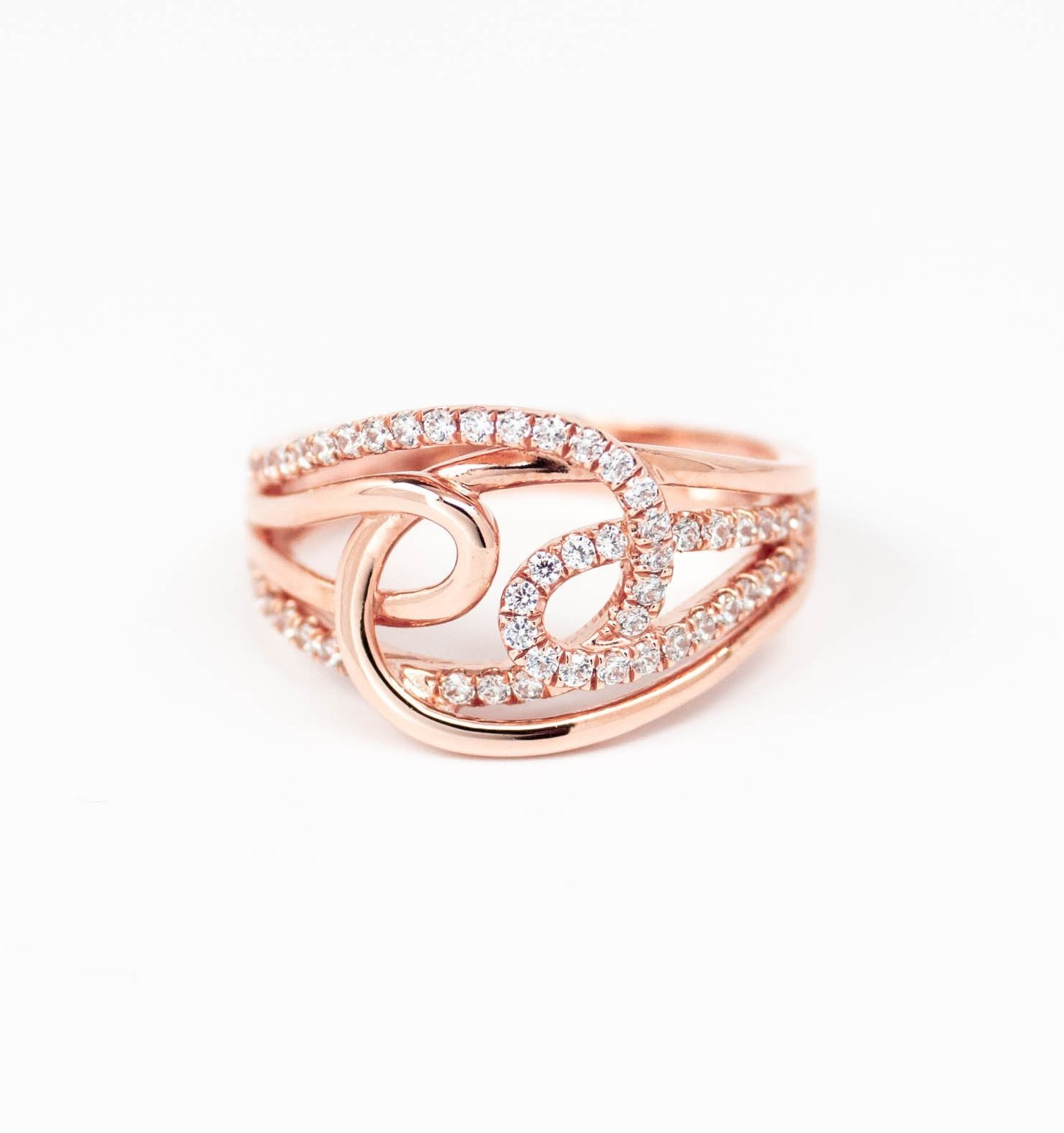 swirling passion ring