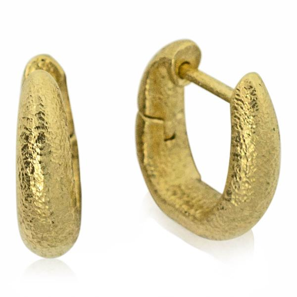 ancient hinged hoop earrings