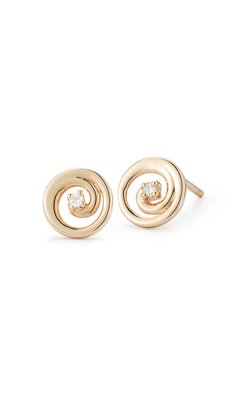 Barbela design diamond tilda earrings be1055-p