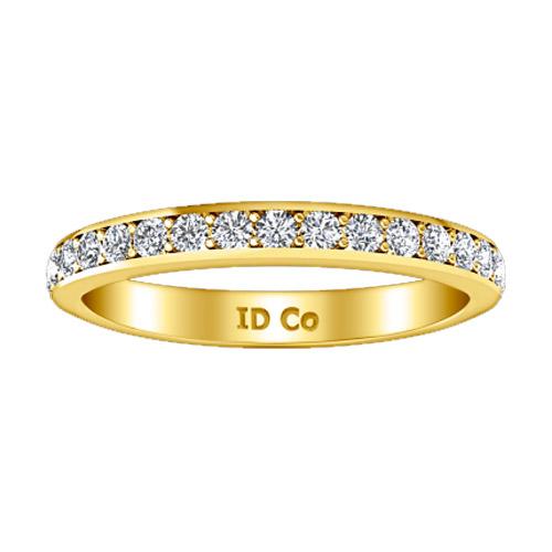 DIAMOND WEDDING BAND PATRICIA 061 C...