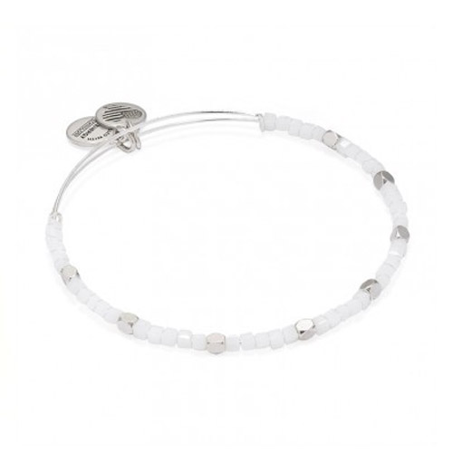 white water odyssey beaded bangle