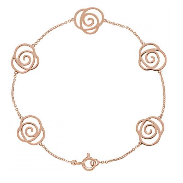 rose design bracelet